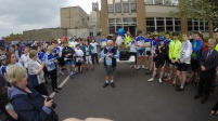 Christy's speech at end of 100 mile cycle