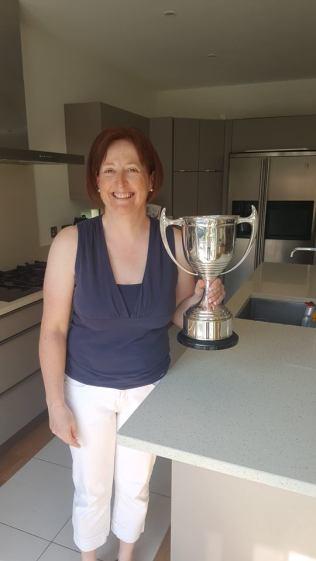 Prizegiving Club Person 2016-17 Norma