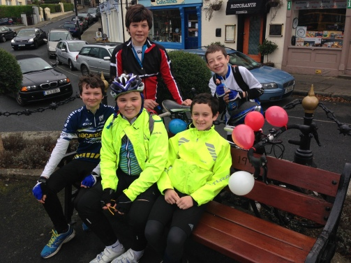 2019 2013 1st Yrs Enniskerry TMcC Bike