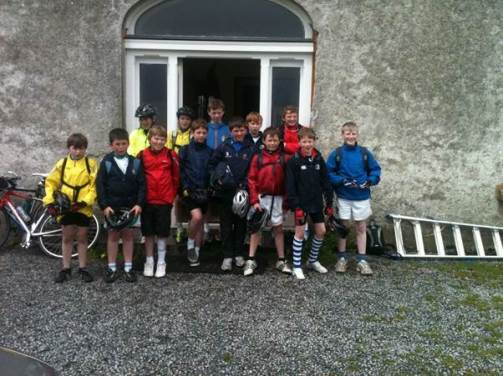 5th class so would have been June 2011 Fr Ted