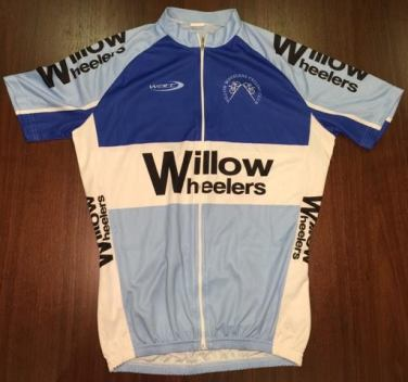 Short Sleeve Jersey Front €40