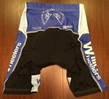 Waist Shorts Back €41