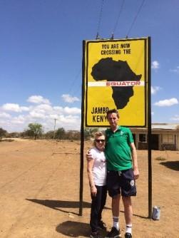 Equator Aine and Alan